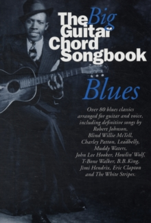 Image for The Big Guitar Chord Songbook : Blues