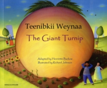 Image for The Giant Turnip Somali & English