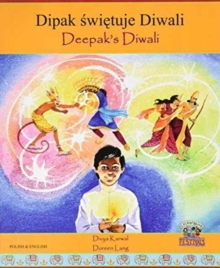 Image for Deepak's Diwali in Polish and English