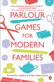 Image for Parlour games for modern families