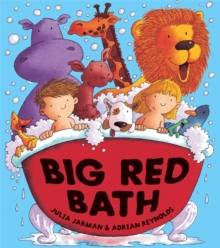 Image for Big red bath