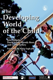 Image for The developing world of the child