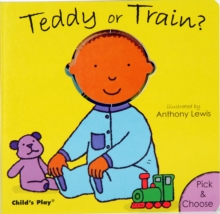 Image for Teddy or train?