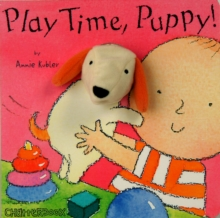 Play time, puppy!