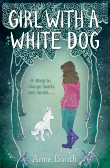 Image for Girl with a white dog