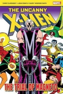 Image for The trial of Magneto