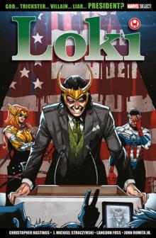 Vote Loki - Hastings, Christopher