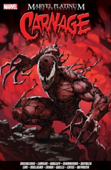 Marvel platinum  : the definitive carnage - Various, Various
