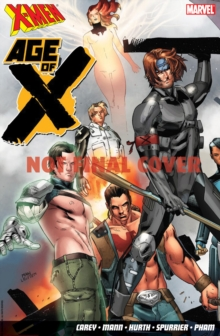 Image for Age of X