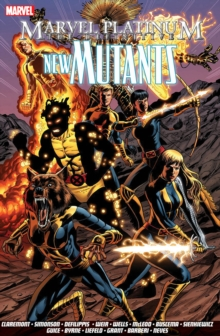 Image for The definitive New Mutants