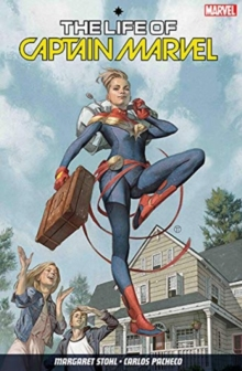 Image for The life of Captain Marvel