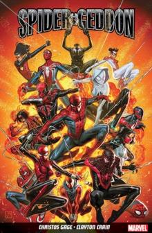 Image for Spider-Geddon