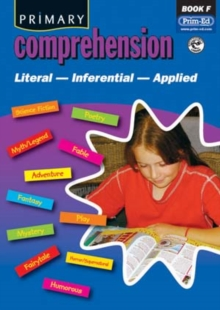 Image for Primary comprehension  : fiction and nonfiction texts: F