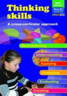 Image for Thinking skills  : a cross-curricular approach: Upper