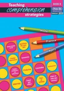 Image for Teaching comprehension strategies  : developing reading comprehension skillsB