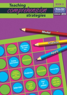 Image for Teaching comprehension strategies  : developing reading comprehension skillsD