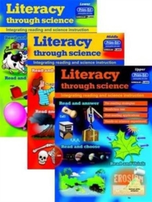 Image for Literacy Through Science : Integrating Reading and Science Instruction