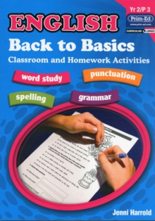 Image for English homework  : back to basics activities for class and homeBook B
