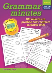 Image for Grammar Minutes Book 3