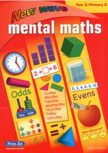 Image for NEW WAVE MENTAL MATHS YEAR 2 PRIMARY 3