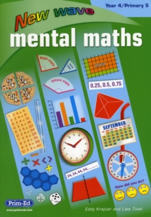 Image for NEW WAVE MENTAL MATHS  YEAR 4  PRIMARY 5
