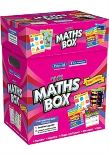 Image for MATHS BOX EARLY YEARS FOUNDATION STAGE