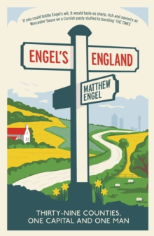 Image for Engel's England  : thirty-nine counties, one capital and one man