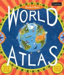Image for Barefoot books world atlas