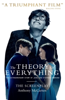 Image for The theory of everything: the screenplay