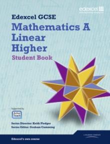 Image for GCSE maths Edexcel 2010: Spec A