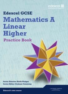 Image for Edexcel GCSE mathematics ALinear higher,: Practice book