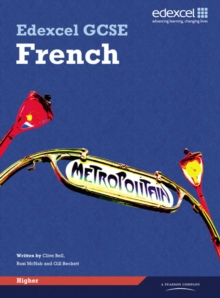 Image for Edexcel GCSE French Higher Student Book