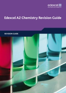 Image for Edexcel A2 chemistry revision guide