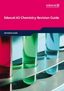 Image for Edexcel AS chemistry: Revision guide