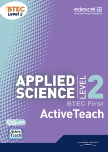 Image for BTEC Level 2 First Applied Science ActiveTeach