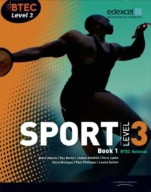 Image for BTEC level 3 sportBook 1