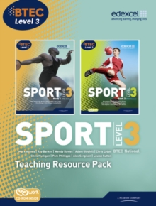 Image for Sport 3BTEC level 3: Teaching resource pack
