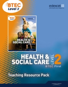 Image for Health & social care 2BTEC level 2: Teaching resource pack