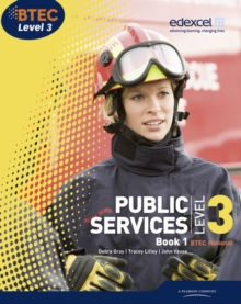 Image for Public services  : Level 3, BTEC NationalBook 1