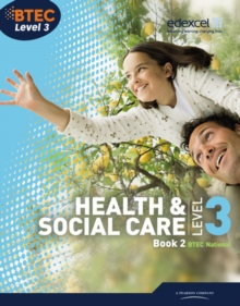 Image for Health & social care, BTEC National level 3Book 2