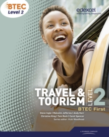 BTEC level 2 first travel & tourism