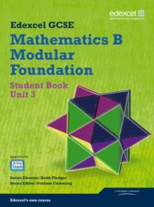 Image for Edexcel GCSE mathematics BModular foundation: Student book