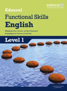 Image for Edexcel level 1 functional English: Student book