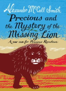 Image for Precious and the mystery of the missing lion