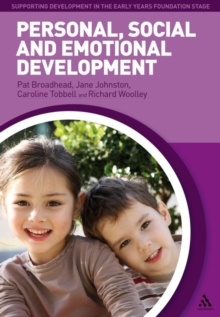 Image for Personal, social and emotional development