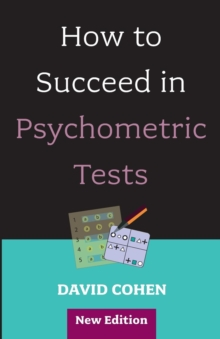 Image for How to succeed in psychometric tests