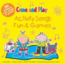Image for Come and Play : Activity Songs/Fun and Games