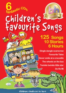 Image for CHILDRENS FAVOURITE SONGS