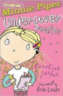 Image for Undercover puzzler