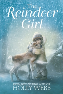 Image for The reindeer girl